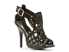 Love the knotwork in this shoe.. by Naughty Monkey