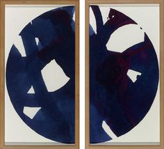Malta Blue Globe Diptych   Curated with the designer, traveler & collector in mind our artwork lends a lived-in elegance to the home. Bold graphics, saturated colors & metallic accents blend beautifully as a gallery wall.