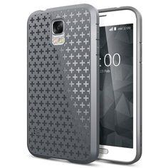 Capsule Gray Spigen Samsung Galaxy S5 Case