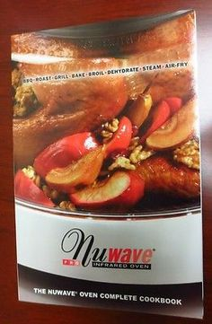 Nuwave Cooking Guide Page One Nuwave Oven Recipes Pinterest Oven