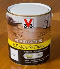 Pot Vitrificateur Rénovation V33 disponible en 0.75l,
