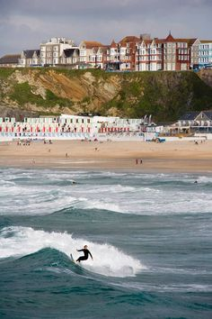 Bournemouth is UK's best beach and the fourth best in Europe - survey - Mirror Online Newquay Cornwall, Devon And Cornwall, Cornwall England, England Uk, Indiana Jones, Bournemouth Beach, Bournemouth England, St Just, Seaside Towns