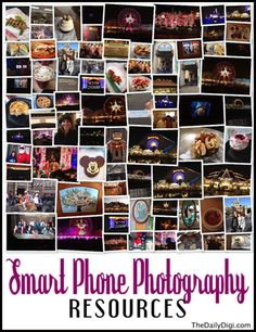 Smart Phone Photography Resources-can I really travel without my DSLR???
