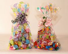Add fluffy slime to your treat bags! for Sale in El Paso, TX - OfferUp Candy Bags, Treat Bags, Decorative Bells, Glitter, Treats, Christmas Ornaments, Holiday Decor, Color, Art