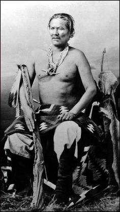 Manuelito, 1818–1893 was one of the war chiefs of the Navajo people. He rallied his nation against the oppression of the US military.  Several years he led a group of warriors in resisting federal efforts to forcibly remove the Navajo people to Bosque Redondo, New Mexico in 1864. After being relocated to Bosque Redondo, Manuelito was among the leaders who signed the 1868 treaty, ending a period of imprisonment in  government internment camps and establishing a reservation for the Navajo.