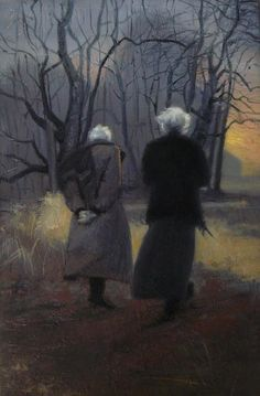 I adore Andrew Wyeth, recently saw one of his works in Kansas City, and had to be pried away from it.