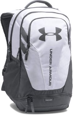 Nwt Under Armour Hustle Laptop Rucksack Weiß Graphit Backpack For Teens, Backpack Online, Under Armour Rucksack, Cute Backpacks For School, Teen Backpacks, Leather Backpacks, Leather Bags, Nice Backpacks, Casual Backpacks