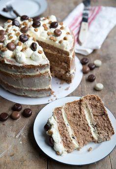 Dutch Recipes, Sweet Recipes, Whipped Cream Cakes, Gingerbread Cake, Mini Cheesecakes, Savory Snacks, Pie Dessert, Cake Cookies, Cupcakes