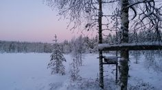 Huomenta, -23c*