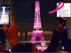 [Actu] La campagne contre le cancer du sein octobre rose débute aujourd'hui - Biba magazine @bibamagazine