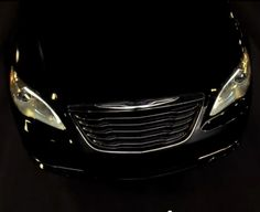 ~ A car with some gleam (even when it is dark outside) is just sexy. Used Cars Online, Chrysler 200, Car Prices, Car Loans, Dark, Sexy