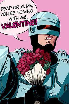 RoboCop Valentine's Day Cards - Album on Imgur