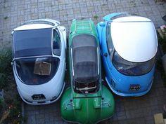 Isetta and Messerschmitt