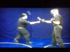 Apache Knife Fighting-Founder By Robert Redfeather DVD 2.MOV - YouTube
