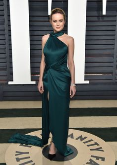Brie Larson-The Best Oscars 2017 After-Party Dresses and Fashion Trends