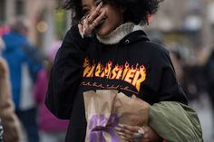 To celebrate YEEZY Season 3, we shot an exclusive street style report from outside Madison Square Garden.