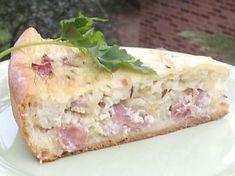Make and share this Sipulipiirakka (Finnish Onion Pie) recipe from Genius Kitchen. Pie Recipes, Baking Recipes, Recipies, Finland Food, Quiche, Nordic Recipe, Finnish Recipes, Onion Pie, Norwegian Food