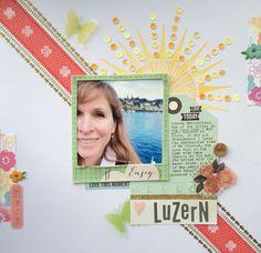 Hello Luzern (Switzerland) by SuzMannecke at @Studio_Calico