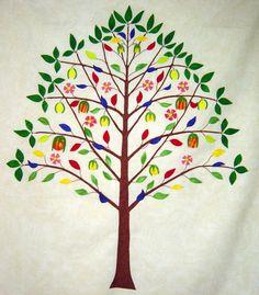 a Shaker Tree of Life
