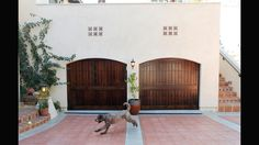 All About Garage Doors Strap Hinges Spanish Colonial