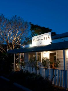 harvest cafe, Byron Bay hinterland NSW