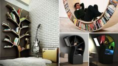 Tyhle kreativní knihovny vám vyrazí dech! FOTOGALERIE - tn.cz - TV Nova