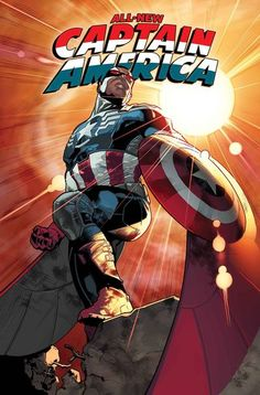 DEAL OF THE DAY  All New Captain America #1 WAS: $3.99 NOW: $1.00  LIMITED SUPPLIES LEFT - HURRY! This is it! The all-new, Spy-Fi, highflying adventures of Sam Wilson Captain America and Nomad begin here! Hydra is growing, the terrorist band have has infiltrated the Marvel Universe completely! But what is their ultimate goal? United by Hydra, Cap's rogue's gallery gathers to take down the new untested Captain America and Nomad! http://tomatovisiontv.wix.com/tomatovision2