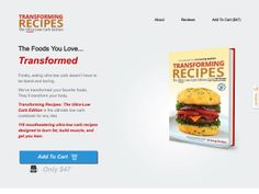 ① Transforming Recipes, Ultra-low Carb Edition - http://www.vnulab.be/lab-review/%e2%91%a0-transforming-recipes-ultra-low-carb-edition