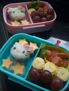 Can't help it! I am a sucker for Hello Kitty stuff. I guess I will never grow up! Hello Kitty Bento