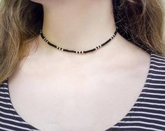 Dainty Choker Trending now Beaded Choker Necklace Casual