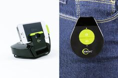 The iPhone Swivl: Your Own Personal Camera Crew - The Photojojo Store!