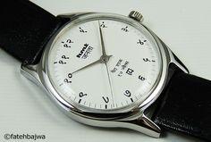 HMT White Janata Hand Wind 1 12 All Hindi Dial Mechanical India 1 yr Warranty | eBay