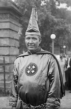 Hiram Wesley Evans (September 26, 1881 – September 14, 1966) was Imperial Wizard of the Ku Klux Klan, an American white supremacist group, f...