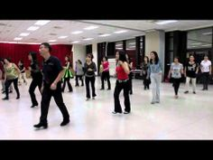 ▶ Little Boy Line Dance (Demo & Walk Through) - YouTube