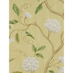 Buy Colefax & Fowler Snow Tree Wallpaper Online at johnlewis.com