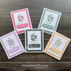 Card Making Inspiration, Making Ideas, Mary Fish, Color Contour, Stampin Pretty, Stampin Up Catalog, Collor, Stamping Up Cards, Color Card