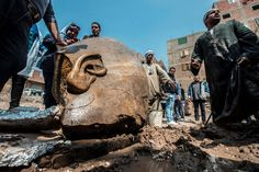 As archaeologists unearth a massive 3,000-years old statue of an Egyptian ruler in Cairo, Egypt on March 9, we look at other famous archaeological findings around the globe.