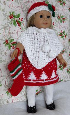 http://www.ravelry.com/projects/Jacknitss/american-girl-doll-monochrome-magic--stars--stripes-set