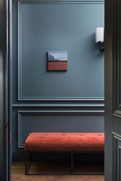 Современная квартира с элементами классики в Москве | Пуфик - блог о дизайне интерьера