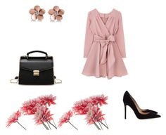 """Elegance"" by elena-maharea on Polyvore featuring Gianvito Rossi, Allurez and Street"