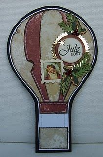 Hot Air Balloon, Tim Holtz, Card Ideas, Balloons, Crafting, Invitations, Cars, Sewing, Rose