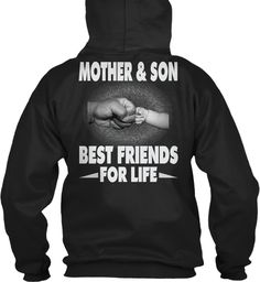 Mothers Day Shirts   Mothers Day Gifts Black Sweatshirt Back