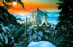 Pictures: Castles That Will Inspire and Haunt You | Amazing, Funny, Beautiful, Nature, Travel and much more...