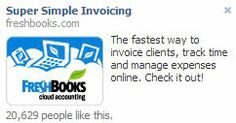 freshbooks Advertising Campaign, Ads, People Like, Check It Out, Banner, Banner Stands, Banners, Ad Campaigns, Teaser Campaign