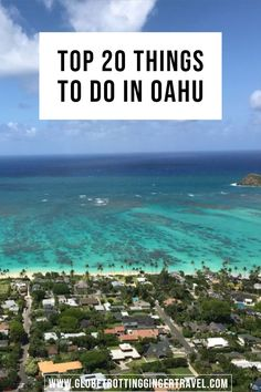 The Island of Oahu in Hawaii is one of my favorite places filled with great food, culture and beaches. This guide will show you the Top 20 Things to do in Oahu. Usa Travel Guide, Travel Usa, Travel Guides, Italy Travel, Travel Tips, Best States To Visit, Cool Places To Visit, Places To Travel, Hawaii Vacation