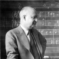Paul Hindemith (1895–1963) was a German composer, violist, violinist, teacher, music theorist and conductor.