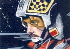 Wedge Antilles: A human male, was a famed pilot, general, and hero of the Rebel Alliance and New Republic. He joined the Rebellion and was a standout starfighter pilot. He started Rogue Squadron with Luke Skywalker. They built it into a renowned unit. After the Battle of Hoth, he took command of the unit. He flew as Red Leader in the Battle of Endor, striking the blow that destroyed the second Death Star alongside Lando Calrissian and becoming the only pilot to survive both Death Star runs.