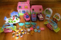 Fisher Price Little People Play Set