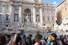 Rome Roma Italy Italia Travel Fontana Di Trevi Mount Rushmore, Rome, Louvre, Mountains, Building, Nature, Travel, Italia, Naturaleza