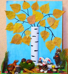 Autumn Activities For Kids, Fall Preschool, Craft Activities, Preschool Crafts, Autumn Crafts, Autumn Art, Nature Crafts, Autumn Theme, Diy For Kids